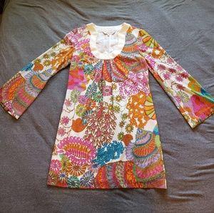 TRINA TURK Retro Bonita Dress - 6
